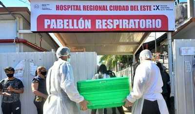 Itaipú ya entregó más de 11.700 servicios de alimentos al Pabellón de Contingencia de CDE – Diario TNPRESS