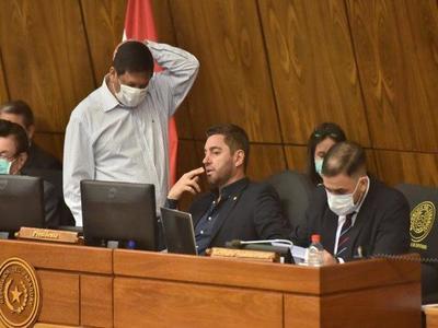 Diputados reciben vales de combustible por valor de G.3.500.000 – Prensa 5