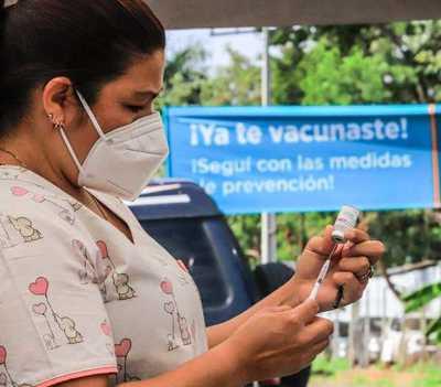 Ministerio de Salud actualiza lista de vacunatorios e informa que este domingo no habrá inmunización