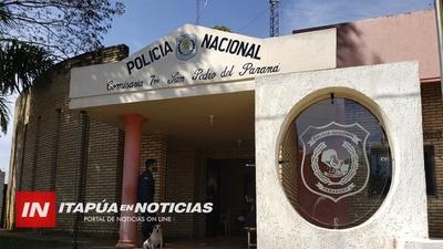 HERIDO POR DISPARO ACCIDENTAL EN SAN PEDRO DEL PARANÁ.