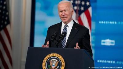 """Biden: """"si no se reconoce el derecho de Israel como un Estado Independiente, no habrá paz"""""""