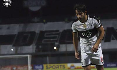 El último partido entre Olimpia y Deportivo Táchira en Para Uno