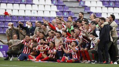 Atlético de Madrid, campeón de la Liga Española 2021
