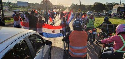 Anuncian que el lunes habrá cierre de ruta en Alto Paraná