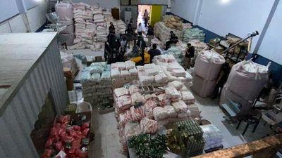 Decomisan 46.000 kilos de azúcar en operativos en Limpio