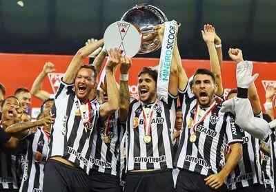 Junior Alonso logra su 2° campeonato Mineiro