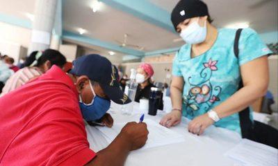 Este domingo no se habilitan puestos de vacunación, informó Salud