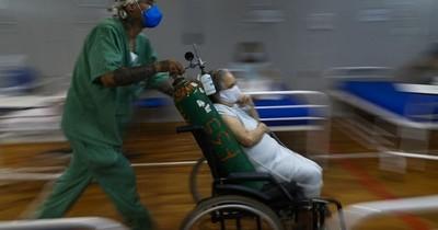 La Nación / El COVID-19 se cobra más de un millón de vidas en América Latina
