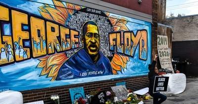 La Nación / La muerte de George Floyd y un año que conmovió a EEUU