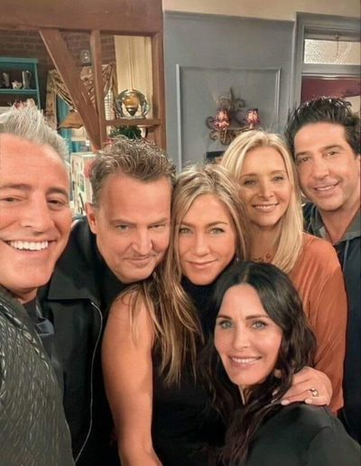 10 momentos inolvidables de Friends para revivir antes del especial