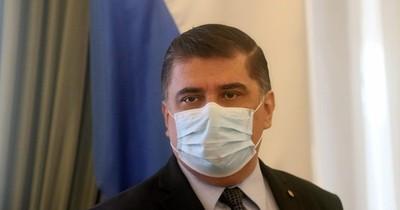 """La Nación / Borba: """"Más de 10 mil personas fueron incorporadas al sistema de salud"""""""