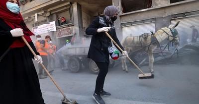 La Nación / Gaza recupera la normalidad y la diplomacia intenta preservar el alto el fuego