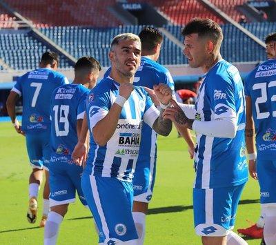 Fútbol dominical matutino: 12 de Octubre venció a Cerro.