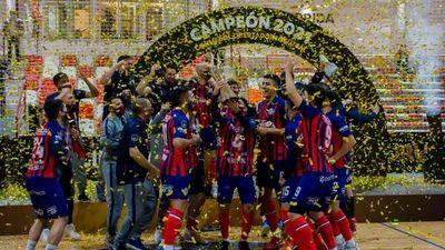 San Lorenzo, campeón de la Libertadores de Futsal