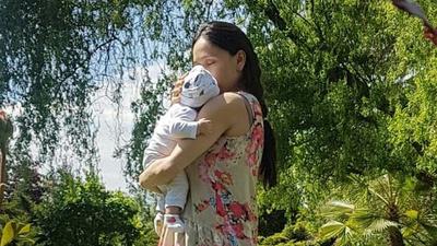 "Crónica / Pabla Thomen: ""Yo sabía que iba a ser madre como sea"""
