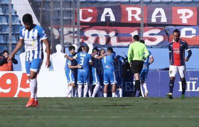 Sin actitud, Cerro Porteño cayó ante el 12 de Octubre