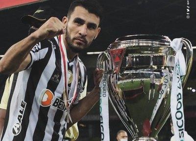 Junior Alonso, capitán campeón y estandarte del Atlético Mineiro