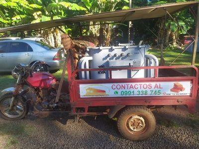 Robo de transformador deja a todo un barrio sin electricidad