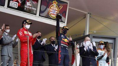 Max Verstappen toma el mando en la Fórmula 1