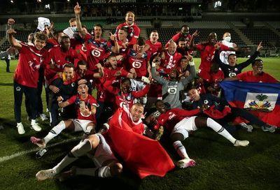 El Lille gana la Ligue 1