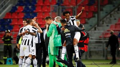 """Juventus, Milan y Atalanta van a la """"Champions"""""""