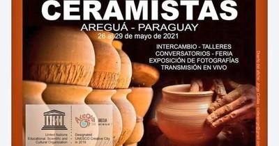 La Nación / Areguá recibe el Encuentro Internacional de Ceramistas