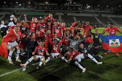 Lille corta el reinado del PSG en Francia y consigue su quinto título de liga