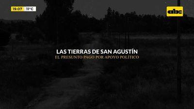 El caso de las tierras San Agustín, del Indert