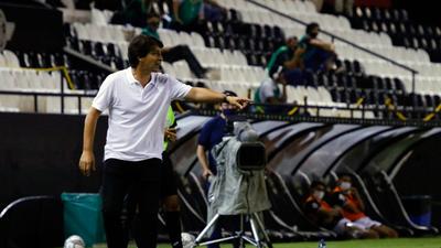 Garnero hace resaltar su nombre en la historia del fútbol paraguayo