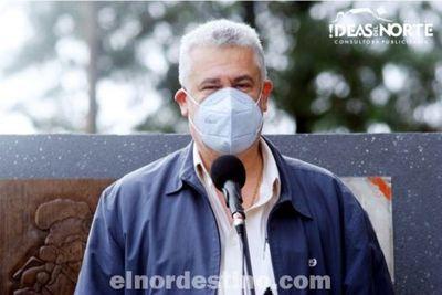Internas Liberales: A menos de un mes de las elecciones partidarias, dos encuestas dan por ganador a José Carlos Acevedo