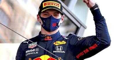 La Nación / Verstappen, nuevo líder
