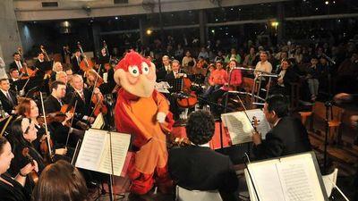 La OSCA presenta  mañana su concierto Sinfonía divertida