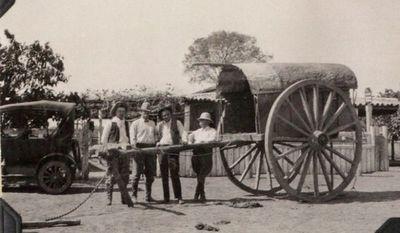 Recuerdan 100 años de la primera expedición menonita al Chaco Boreal