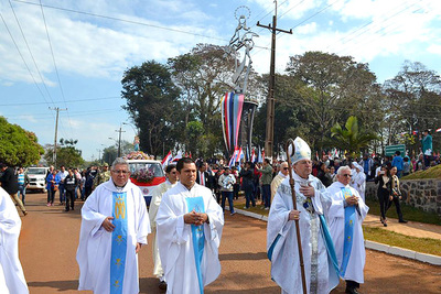 Minga Guazú honra hoy a su protectora María Auxiliadora