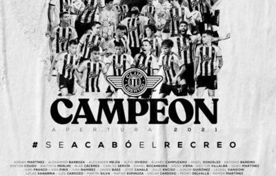 Torneo Apertura 2021: ¡Libertad ya salió campeón!