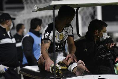Silva: lesión en el peroné, estudios y ¿llega contra Táchira?