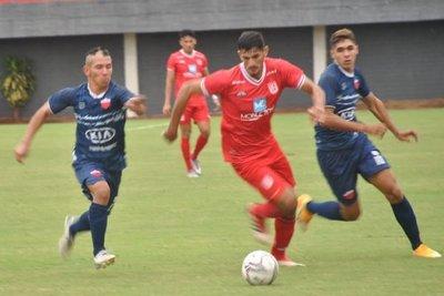 Equipos de Alto Paraná empatan en sus respectivos escenarios
