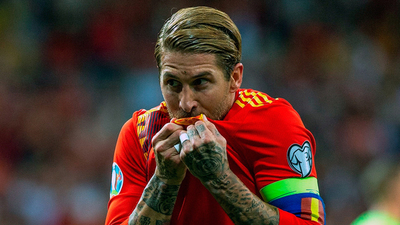 Luis Enrique prescinde de Sergio Ramos para la Eurocopa