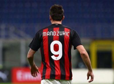 """""""Un placer jugar para el Milan"""", la despedida de Mandzukic"""
