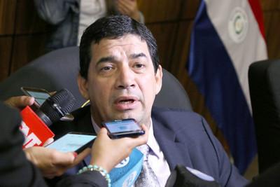 """""""Quiero ser presidente y Mario Abdo autorizó mi candidatura"""""""