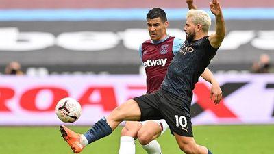 Fabián Balbuena se despide del West Ham