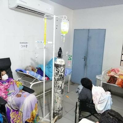 """""""Los hospitales del Paraguay son depósitos de enfermos"""""""