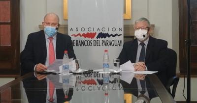 La Nación / Bancos piden a Diputados ratificarse en su versión sobre la Ley de operaciones electrónicas