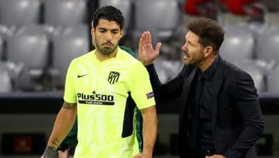 """Simeone habla de la llegada de Luis Suárez: """"Cuando el club me preguntó si podía venir Suárez, dije: '""""¿M"""
