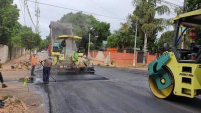 Fernando de la Mora invierte G. 4000 millones en obras