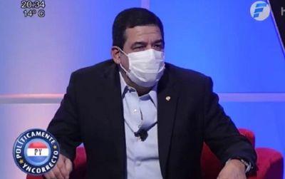 Hugo Velázquez se lanzará como candidato a presidente en 2023