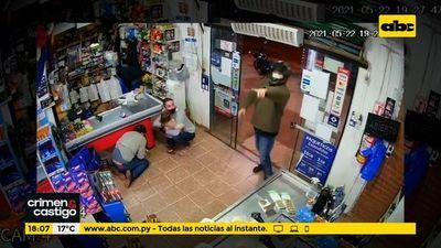 Matan a tiros a comerciante para robar G. 5 millones