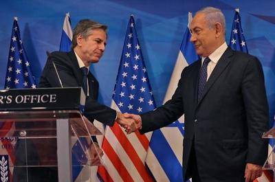 Blinken asume el compromiso de ayudar a Gaza y consolidar el alto al fuego en Oriente