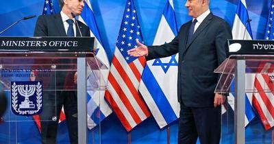 Antony Blinken prometió ayudar a Gaza y no beneficiar al terrorismo de Hamas