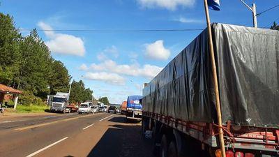 """""""El nivel de informalidad del sector camionero es grande"""", señala la SET"""